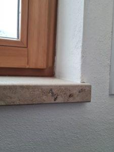 Fensterlaibung-Innenputz